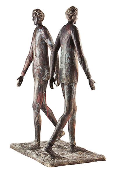 Roberto Barni, 'Dietrofront', 2008