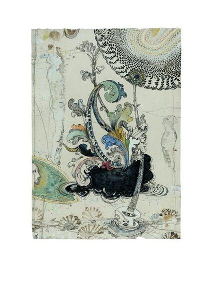 Klaus Schweier, 'Die Eisblumenzüchter XV', 2017
