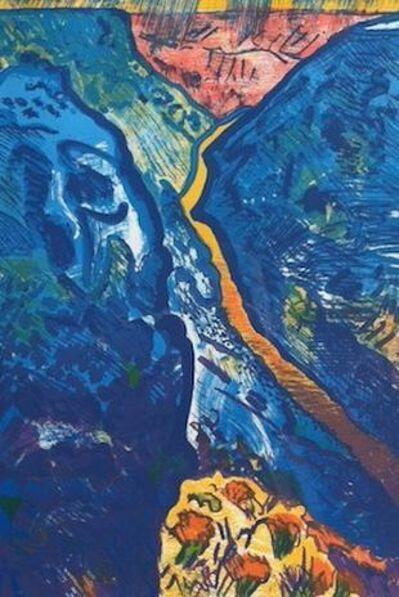David Barbero, 'Wild River', 1999