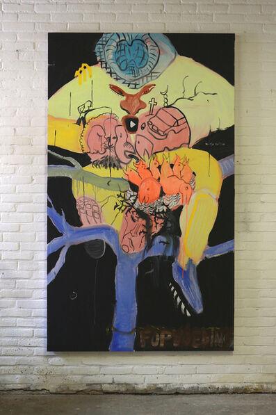David Bade, 'Fopvoeding', 2015