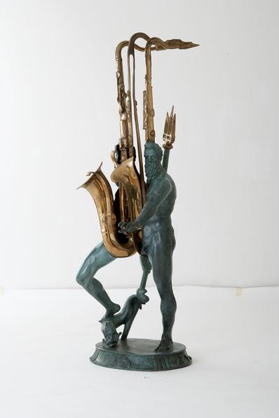 Arman (1928-2005), 'Macho de l'aqua ', 1993