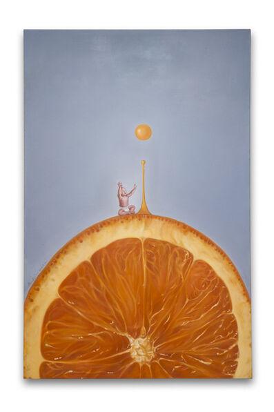 Kang Can, 'Orange', 2007