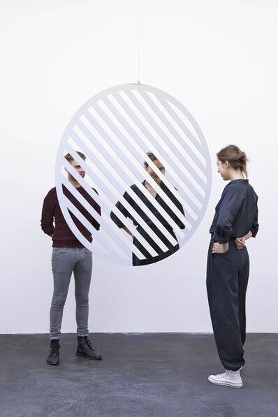 Jeppe Hein, 'Rotating Mirror III', 2018