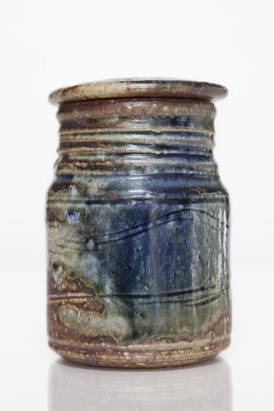 Don Reitz, 'Lidded Jar', ca. 1990