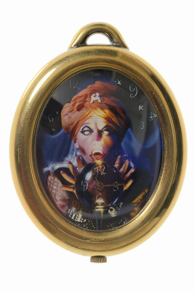 Cindy Sherman, 'The Fortune Teller Pocketwatch', 1993