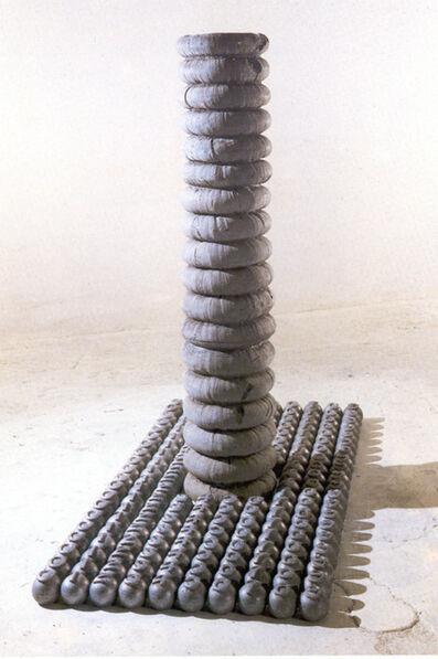 Jaume Plensa, 'Llit', 1988