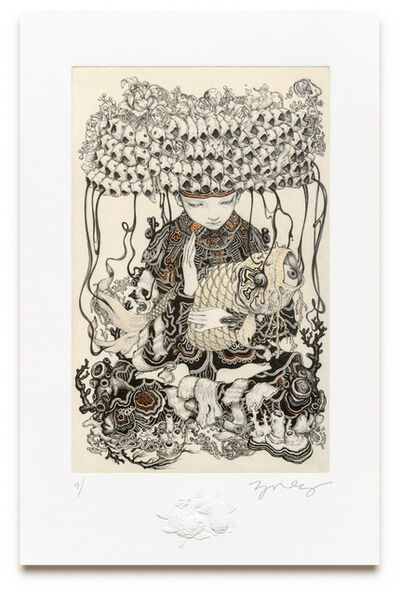 James Jean, 'Pescados', 2015