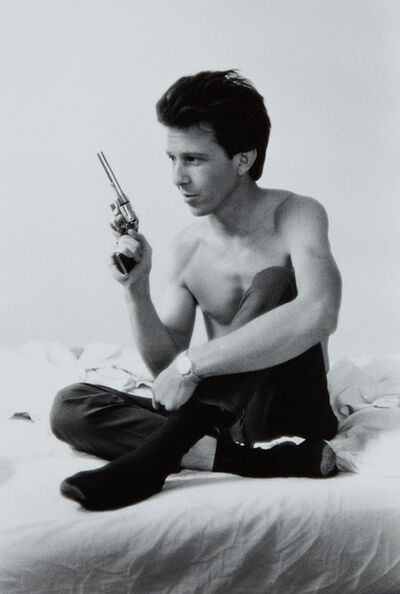 Larry Clark, 'Dead (Billy Mann, from Tulsa)', 1968