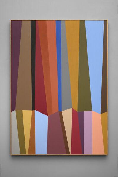 Karl Benjamin, '#18', 1986