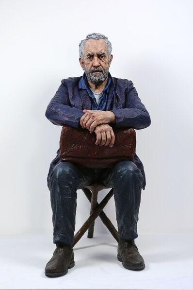 Sean Henry, 'Seated figure'