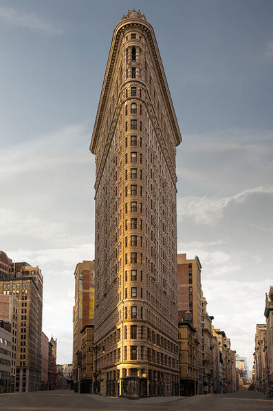 Marc Yankus, 'Flatiron Building', 2016