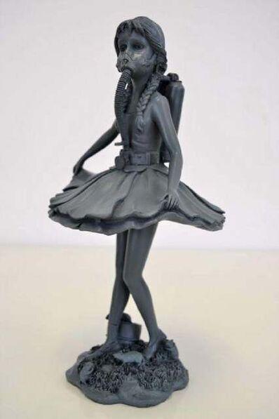 After Banksy, 'Ballerina Girl', 2005