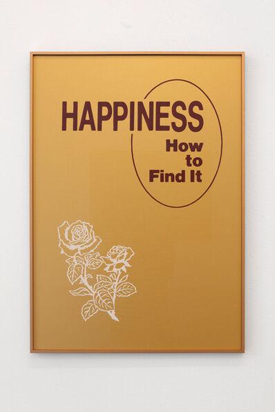 Mishka Henner, 'HAPPINESS', 2019