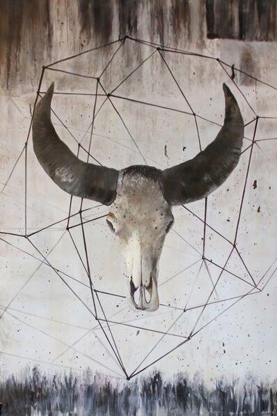 Irena Orlov, 'Buffalo Skull', 2017