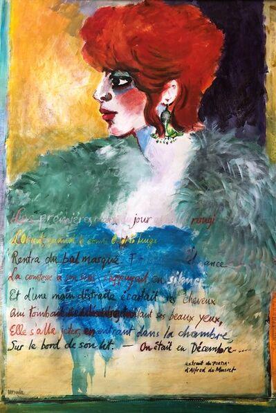 Ursula Sternberg, 'Extrait de Portia', ca. 1990-2000