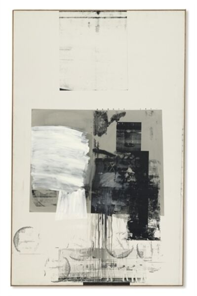 Robert Rauschenberg, 'Calendar'