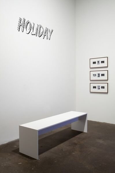 Tobias Kaspar, 'Holiday', 2013