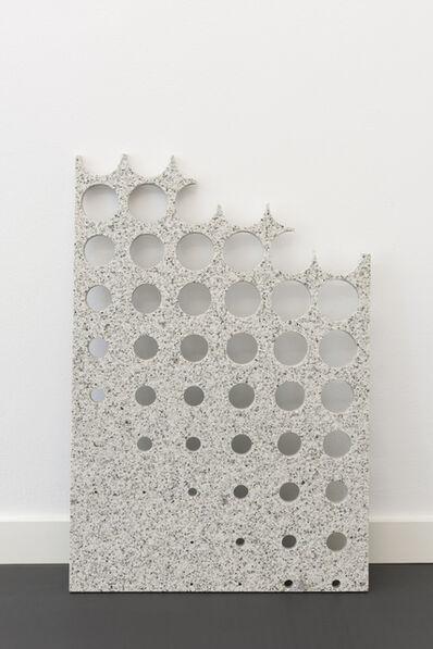 David Bestuè, 'Piedra con degradado', 2015