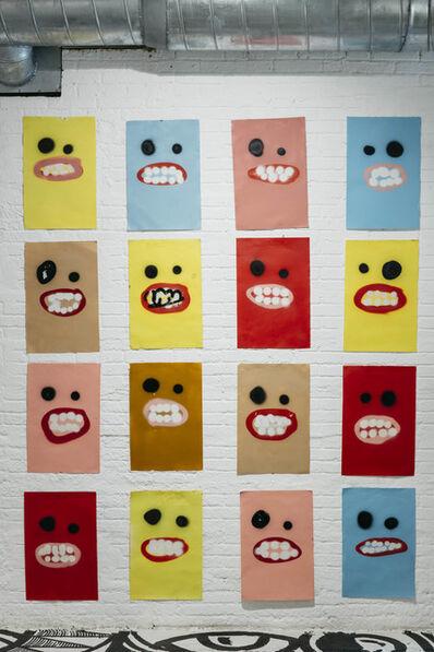 Frances Berry, 'Hooray Face ', 2019
