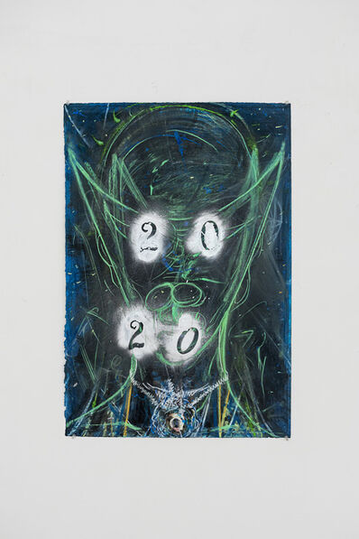 Huma Bhabha, 'Untitled', 2020