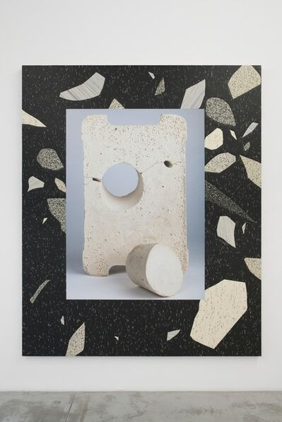Aline Bouvy, 'Urine Mate 1', 2015