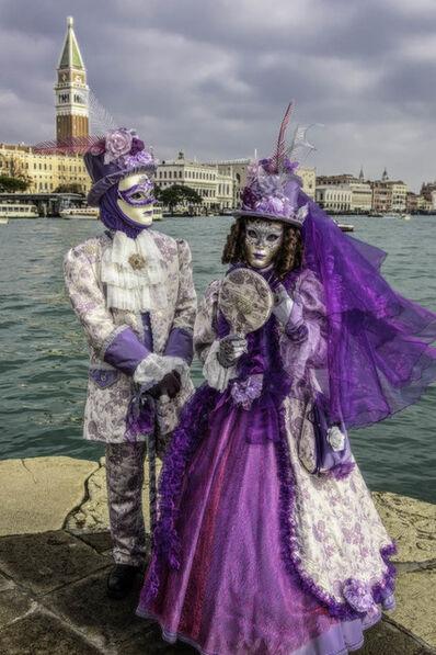 Frank Colletto, 'Purple Pair', 2015