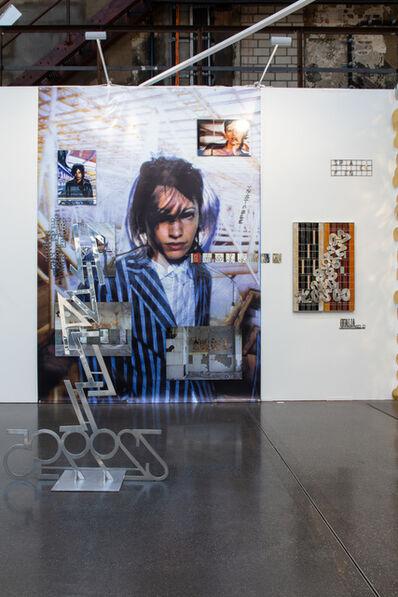 Keti Kapanadze, 'Installation (Displacement, Stigmata, Erotic of Numbers)', 2019