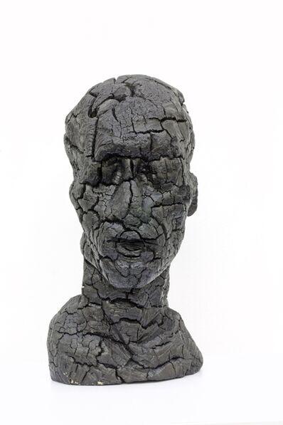 Aron Demetz, 'head', 2014