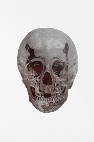 Damien Hirst, 'The Dead (Silver Gloss/Chocolate Skull)', 2009