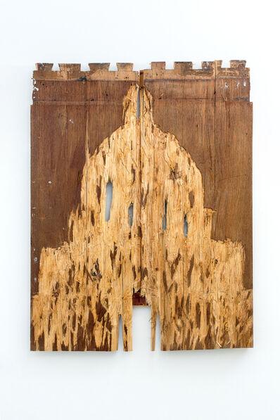 Nestor Engelke, 'Wooden Design: Cathedral 1', 2019