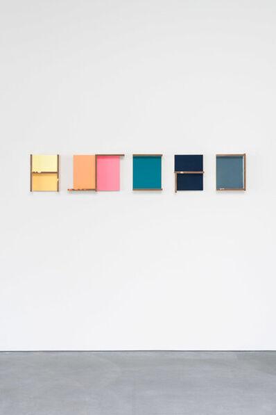 Ricardo Alcaide, 'Rainbow of Chaos N°2', 2016