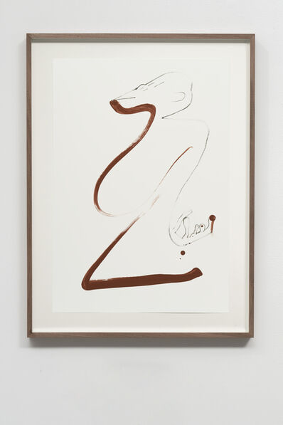 Abraham Cruzvillegas, 'Autoportrait avec pouce opposable XXXIII', 2020