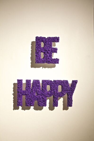 Blue and Joy, 'BE HAPPY', 2016
