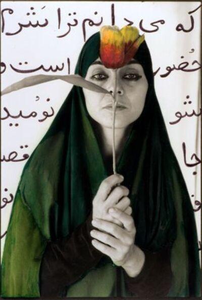 Shirin Neshat, 'Seeking Martyrdom', 1995