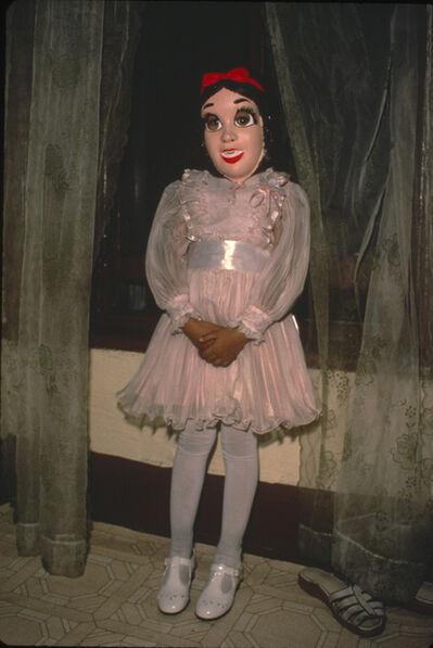 Arlene Gottfried, 'Snow White, El Barrio, NY ', 1983