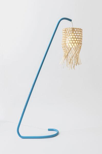 Elvire Bonduelle, 'Light [Tall Blue]', 2020