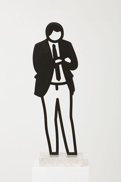 Julian Opie, 'Blazer from Boston Statuettes', 2020