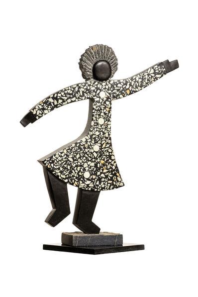 Dominic Benhura, 'My Mosaic Dress', 2019
