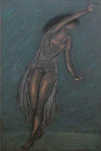 Abraham Walkowitz, 'Untitled (Isadora Duncan) ', ca. 1920