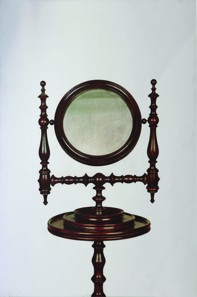 Michelangelo Pistoletto, 'Lo specchio (The mirror)', 1962-1976