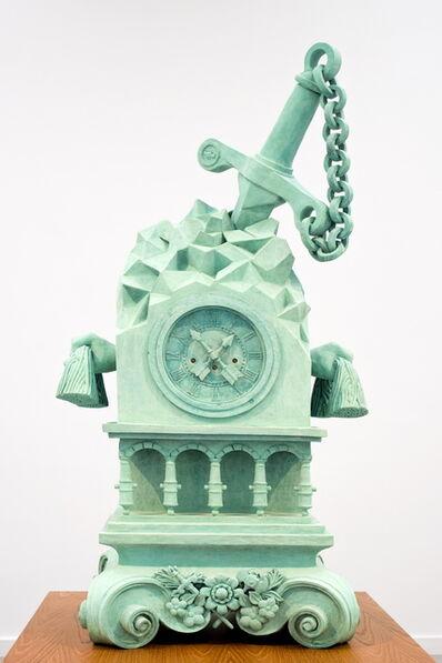 Studio Job, 'Oxidized Clock', 2003