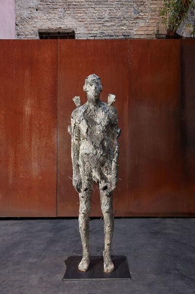Aron Demetz, 'Pangea', 2017