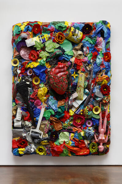 Ahn Chang Hong, 'Heart of the Artist 1', 2019