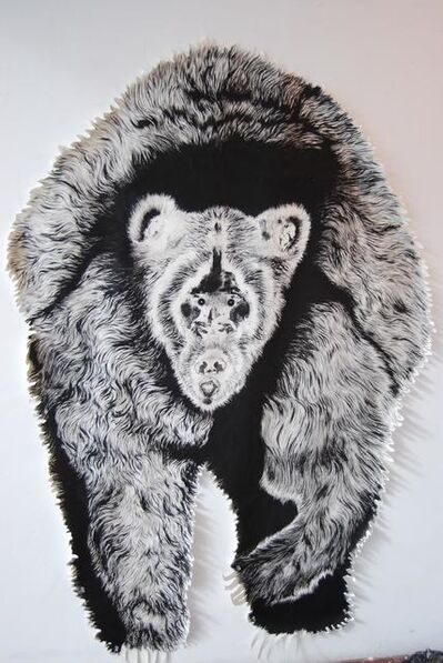 Jim Holyoak, 'California Grizzly', ca. 2014