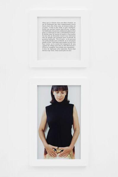 Sophie Calle, 'Maternité', 2018