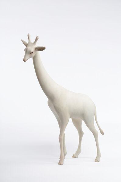 Yoshimasa Tsuchiya, 'Giraffe (Parent)', 2019