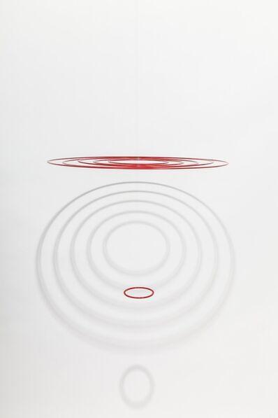 Elias Crespin, 'Circuconcéntricos Alu Rouge    ', 2016