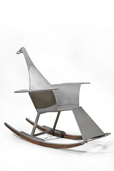 François-Xavier Lalanne, 'Rocking-chair chair', 1991