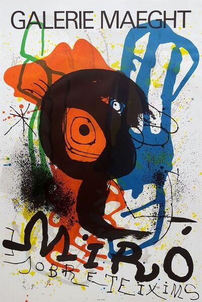 Joan Miró, 'Sobreteixims', 1973