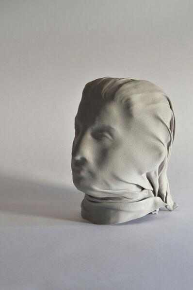 Mariana De Matteis, 'Cabeza de estudio (Antonio Palau, Retrato de A. Berni) – Series Estudios de cabezas', 2019